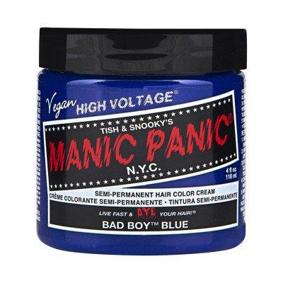 Manic Panic Manic Panic Classic High Voltage Semi-Permanent Hair Colour Bad Boy Blue