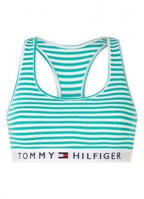 Tommy Hilfiger Tommy Hilfiger Bralette met streepprint en logoband