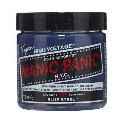 Manic Panic Manic Panic Classic High Voltage Semi-Permanent Hair Colour Blue Steel