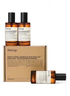 Aesop Aesop Room Sprays Trio - geurspray set