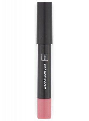 HEMA HEMA Satin Matt Lipbalm 12 Roze (roze)