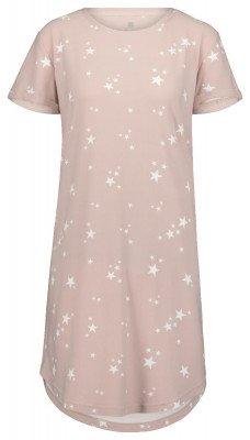 HEMA Damesnachthemd Micro Roze (roze)
