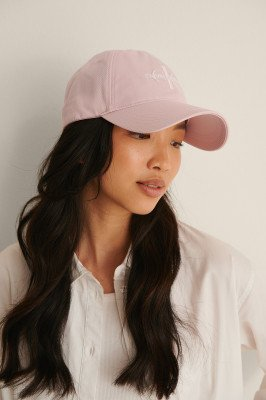 Calvin Klein Calvin Klein Monogram Cap - Pink