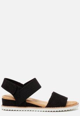 Skechers Skechers Desert Kiss sandalen zwart