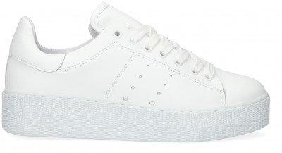 Tango Witte Tango Lage Sneakers Chantal 12-a