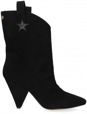Fabienne Chapot Zwarte Fabienne Chapot Enkellaarsjes Josefin Ankle Boot