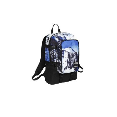 Supreme Supreme x The North Face Mountain Expedition TNF Backpack Blue White (FW17)