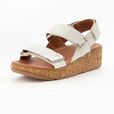 FitFlop FitFlop Remi sandalen wit