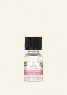 The Body Shop NL Oil Tuberose & Orange Blossom Home Fragrance Oil 10 ML