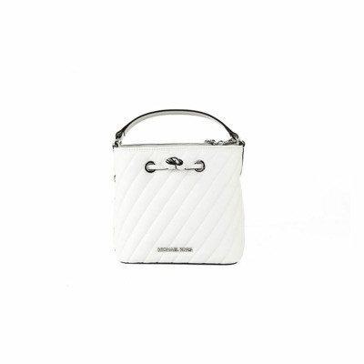 Michael Kors Suri Small Quilted Crossbody Bucket Bag