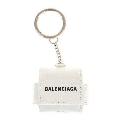 Balenciaga Embossed Cash Earpods Pro Holder Case