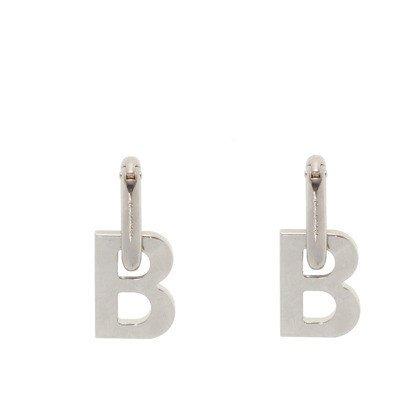 Balenciaga Earrings with logo