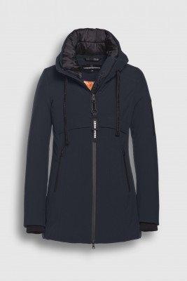 Creenstone Creenstone Technical paneled jacket - Night Blue