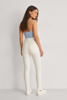 Dr Denim Dr Denim Jeans - Offwhite