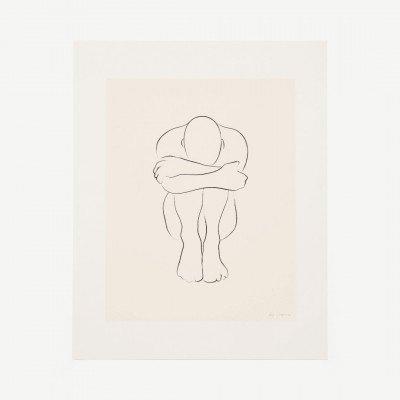 MADE.COM The Poster Club, Stacks 03, print door By Garmi, 40 x 50 cm