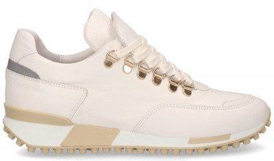 VIA VAI VIA VAI Giulia Bold Wit Damessneakers