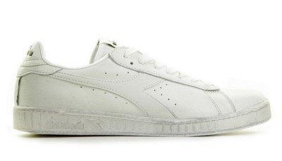 Diadora Sport Diadora Sport Game L Low Waxed Off-White Herensneakers