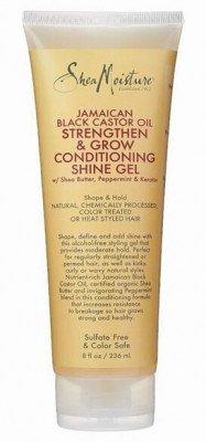 Shea Moisture Jamaican Black Castor Oil Conditioning Shine Gel - 236 ml Shea Moisture