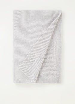 Ganni Ganni Sjaal in wolblend 220 x 45 cm