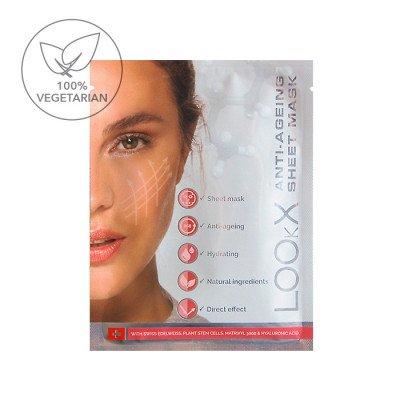 LOOkX LOOkX Anti Ageing Sheet Mask