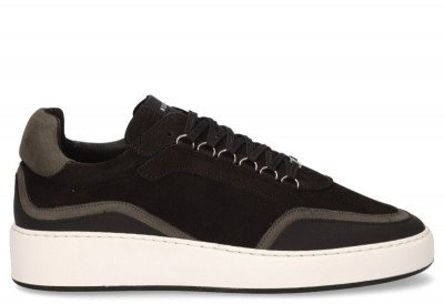 Nubikk Nubikk Jiro Jones Zwart Herensneakers