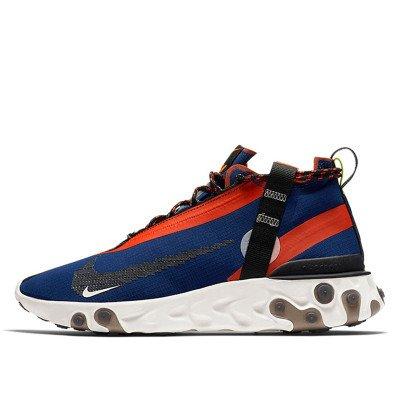 Nike Nike React LW WR Mid ISPA Blue Void Team Orange
