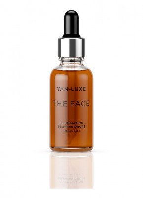 Tan-Luxe Tan-Luxe The Face Illuminating Self-Tan Drops - zelfbruiner