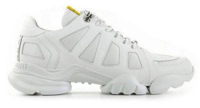 Nubikk Nubikk Mylan Razor Wit Herensneakers