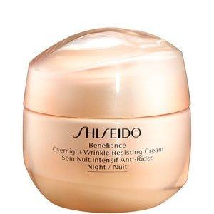 Shiseido Shiseido Benefiance Shiseido - Benefiance Overnight Wrinkle Resisting Cream - 50 ML