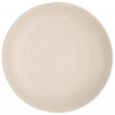 HEMA HEMA Saladeschaal Ø24cm Rome New Bone Wit
