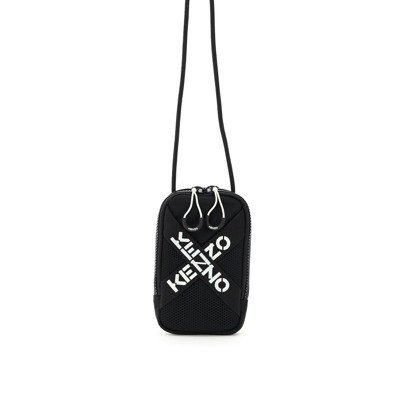 Kenzo Telefoonhouder kruis logo