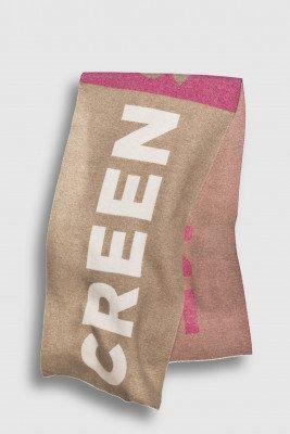 Creenstone Creenstone Creenstone logo scarf - Grenadine
