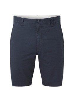 Levi's Levi's 502 XX slim fit korte chino broek met stretch