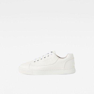 G-Star RAW Thec Low Sneaker - Wit - Dames