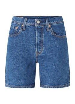 Levi's Levi's 501 Charleston high waist korte spijkerbroek