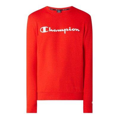 Champion Comfort fit sweatshirt met logoprint