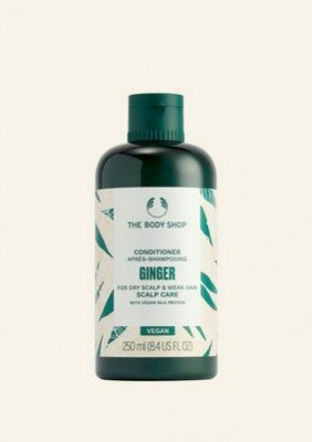 The Body Shop NL Ginger Scalp Care Conditioner 400 ML