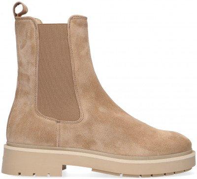 Via Vai Beige VIA VAI Chelsea Boots Alexis