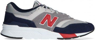 New Balance Grijze New Balance Lage Sneakers Cm997