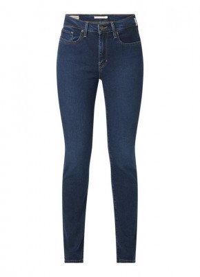 Levi's Levi's 724 High waist straight fit jeans met stretch