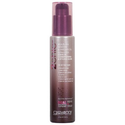 Giovanni Giovanni Ultra-Sleek Leave In Conditioner & Styling Elixir 118ml