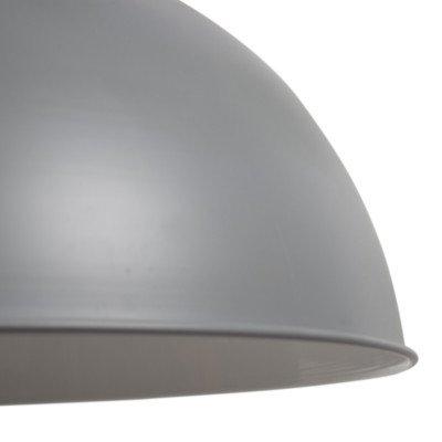 Urban Interiors Urban Interiors Hanglamp 'Dome XL' 50cm, kleur grijs