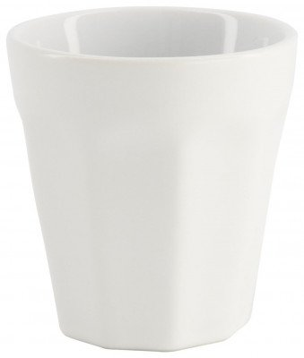 HEMA Mok - 90 Ml - Mirabeau Mat - Wit (White)