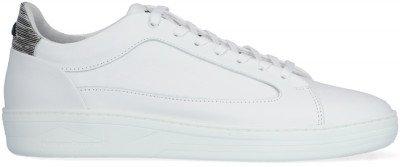 Floris van Bommel Witte Floris Van Bommel Lage Sneakers 13265