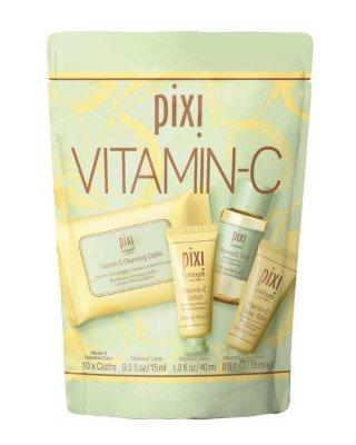 Pixi Pixi - Vitamin-C Beauty In A Bag - 40 ml + 2 x 15 ml + 10 st