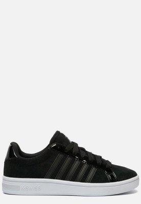 K-SWISS K-Swiss Court Tiebreak sneakers zwart