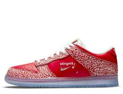 Nike Nike SB x Stingwater Dunk Low Magic Mushroom