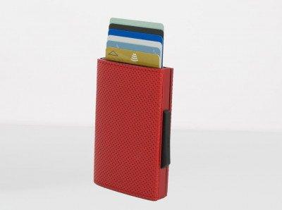 Ogon Designs Ogon Cascade Wallet Traforato Full Red