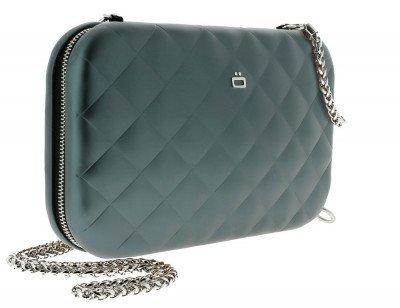 Ogon Designs Ogon Clutch Quilted Lady Bag Platinum