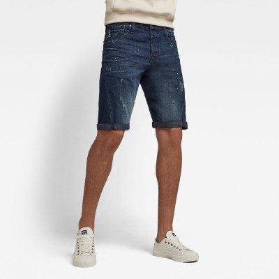 G-Star RAW Scutar 3D Shorts - Donkerblauw - Heren